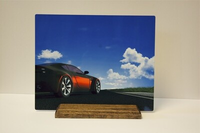 Custom Printed Metal Photo Panel Any photo