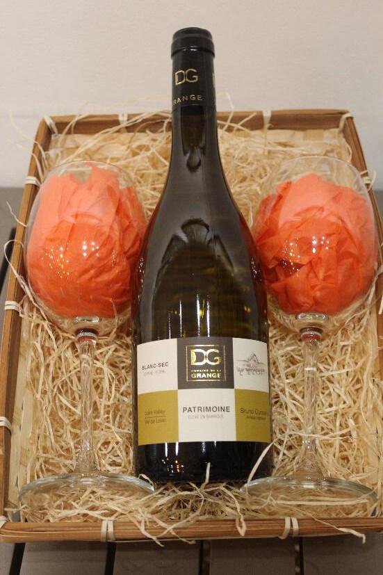 Coffret Découverte - Vin Blanc de Loire