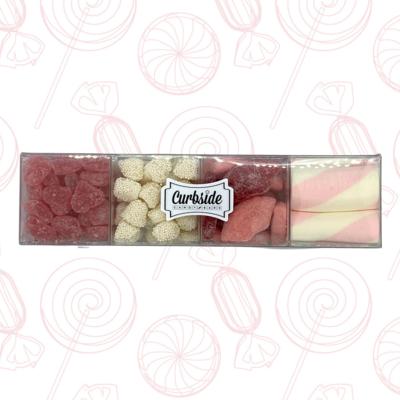 Candybar Set of 4