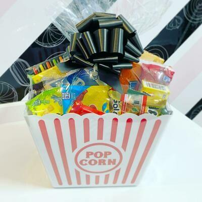 The Movie Theater Bucket