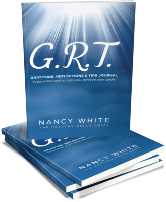 G.R.T. Journal - Gratitude, Reflections & Tips- Free Shipping!