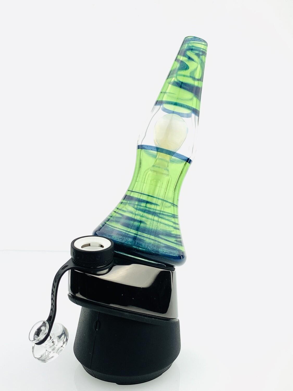 Bluegrass Glass Peak Attachment Lamp #2