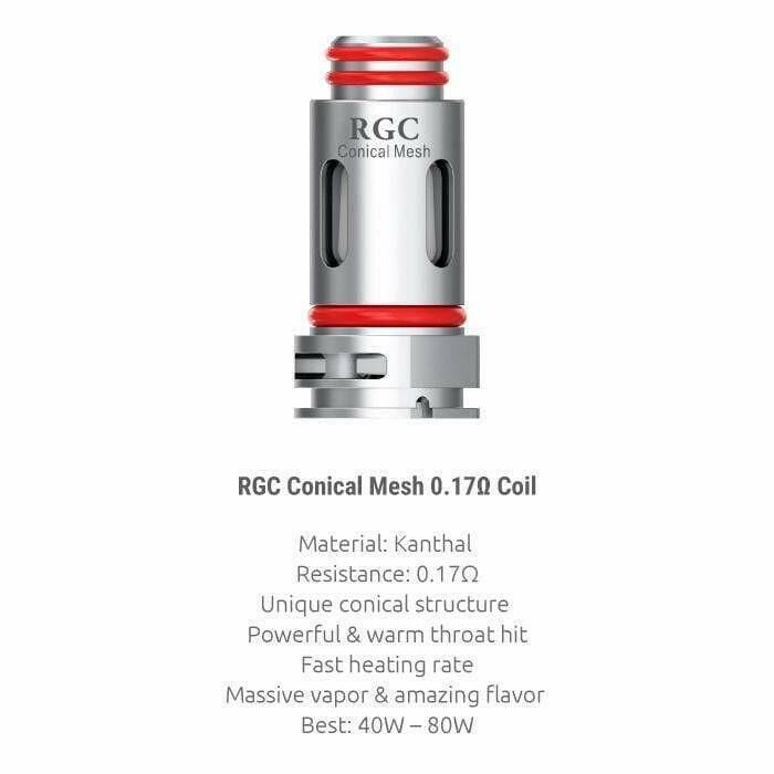 Smok RPM80 RGC Coils
