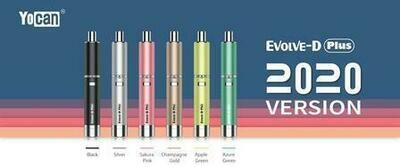 Yocan Evolve D Plus