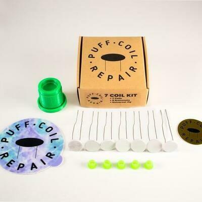Puff Coil 7 Coil Kit