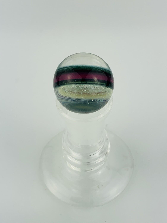Phil Siegel Marble Purple Stripe