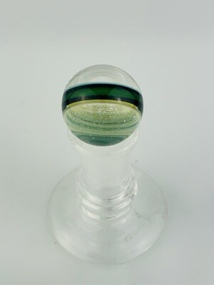 Phil Siegel Marble Green Stripe
