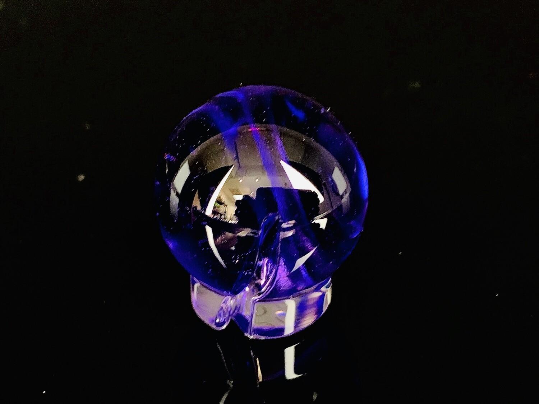 OTP Purple Rain Marble Cap