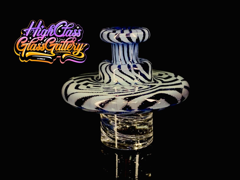 El3tro_B Fumed Colbalt Spinner Cap #2