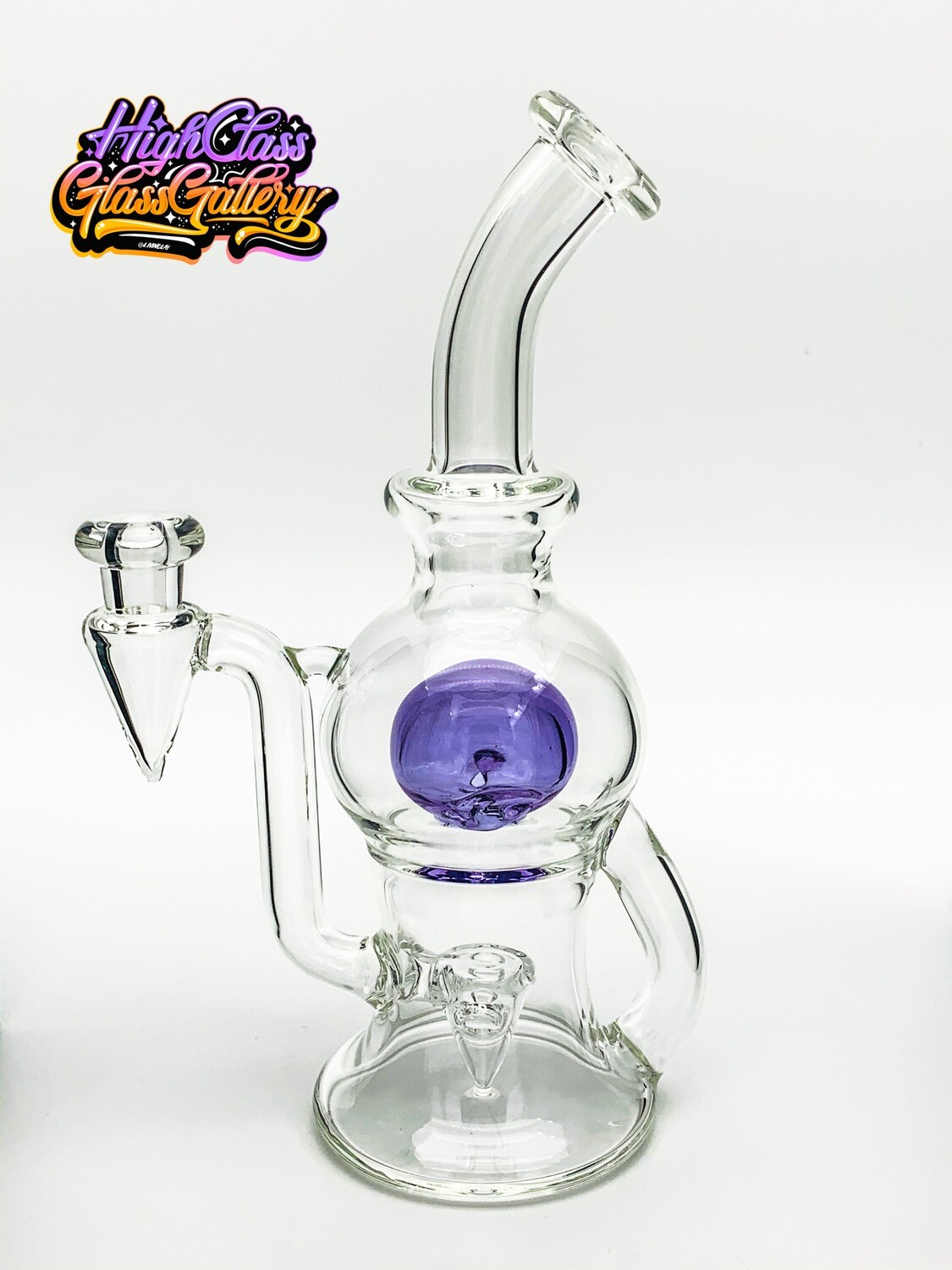Tubesock Glass Voodoo Brain Bub