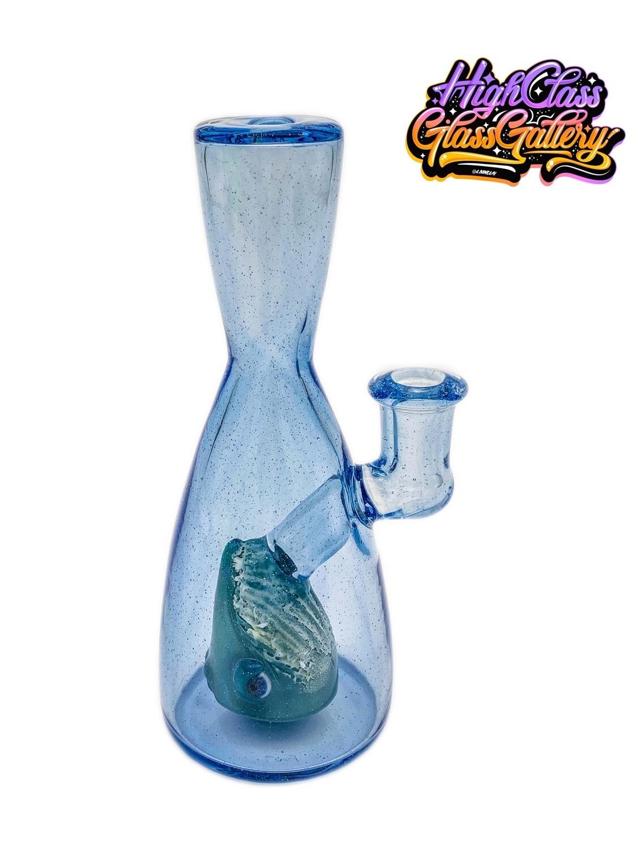 Chadd Lacy Whale Head Bottle #2