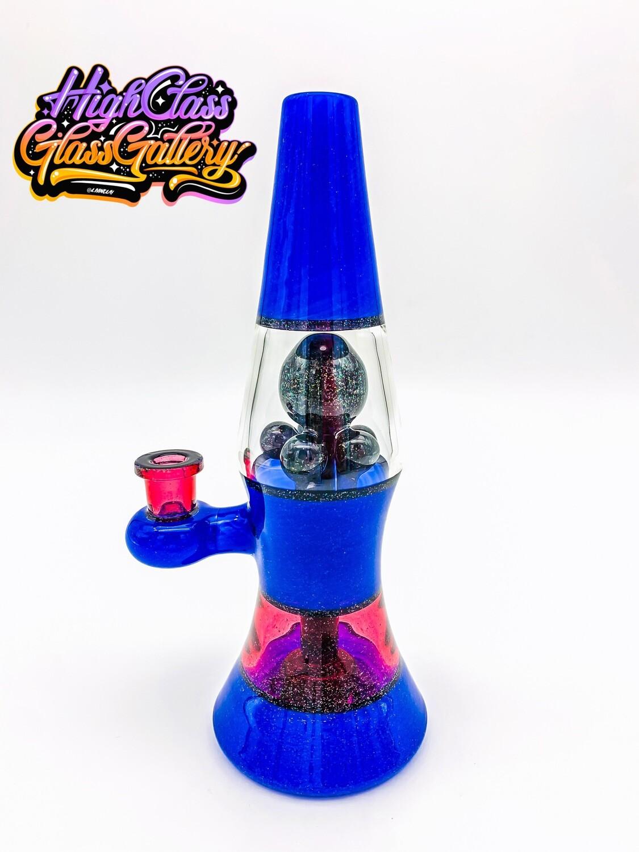 Bluegrass Glass Dichro Wonderlamp