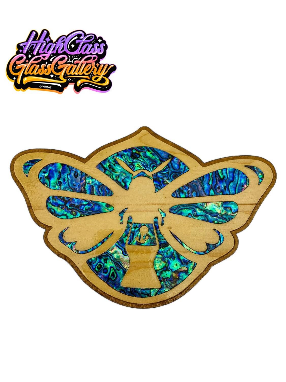 Bluegrass Glass Coaster