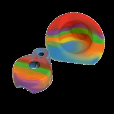 DabRite Rainbow Silicone Cover