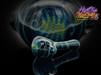 Andy G #2 Wig Wag Handpipe