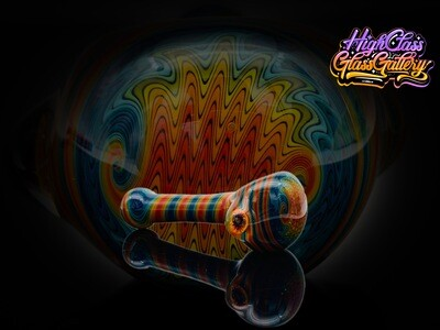 Andy G #3 Wig Wag Handpipe