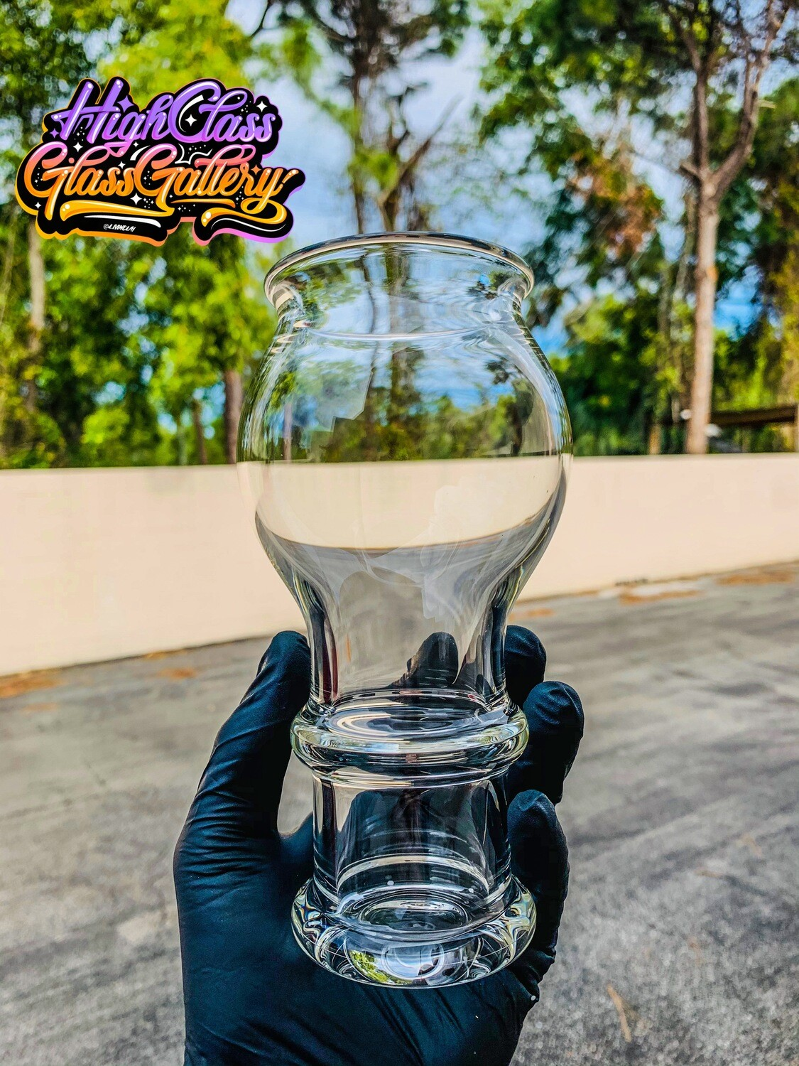 Antho805 Clear Pint Glass
