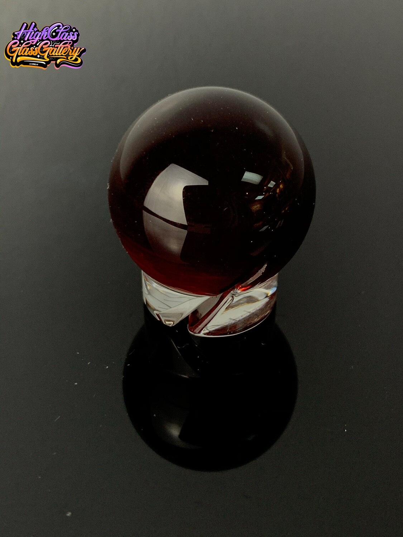 OTP Red Elvis Marble Cap