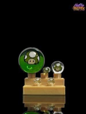 Hendy 1-Up Mushroom Slurper Set