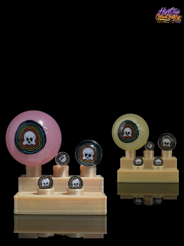 Hendy Rainbow Skull Milli Slurper Set