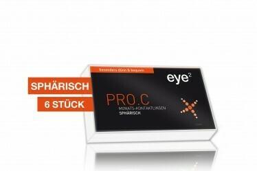 eye² PRO.C Sphärisch