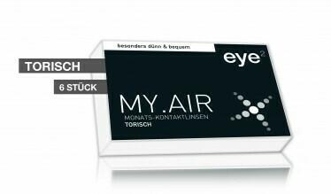 eye² MY.AIR Torisch