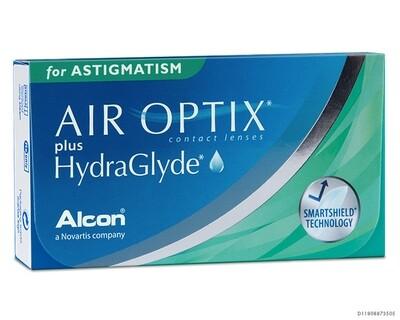 AIR OPTIX® plus HydraGlyde for ASTIGMATISM