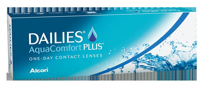 DAILIES® AquaComfort Plus® Tageslinsen