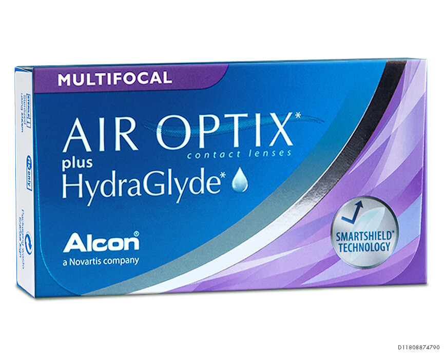AIR OPTIX® plus HydraGlyde MULTIFOCAL