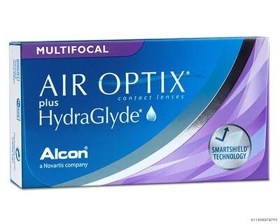 AIR OPTIX® plus HydraGlyde MULTIFOCAL