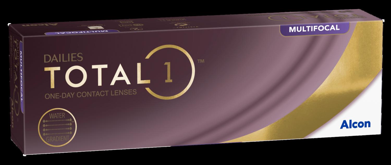 DAILIES® Total 1® Multifocal Tageslinsen
