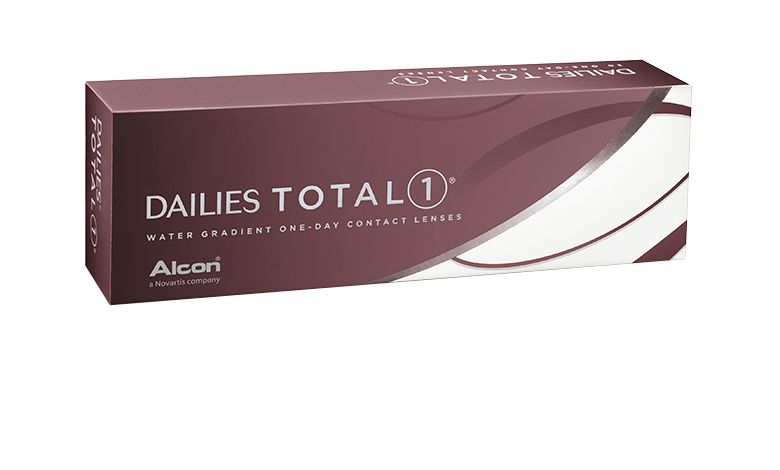 DAILIES® Total 1® Tageslinsen