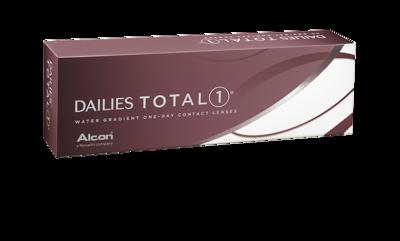 DAILIES® Total 1® Tageslinsen