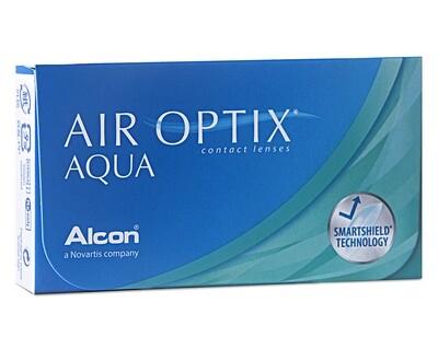 AIR OPTIX® AQUA