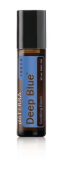 Deep Blue Touch Roll on - 10ml