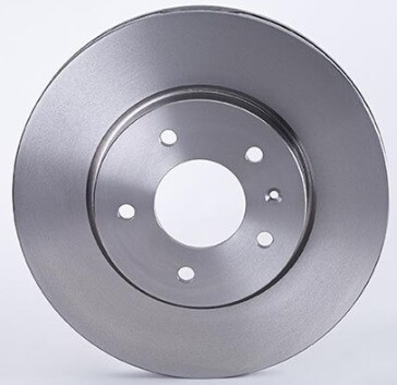 Disco de freno Delantero Chevrolet Equinox - Captiva 2.4, 3.6