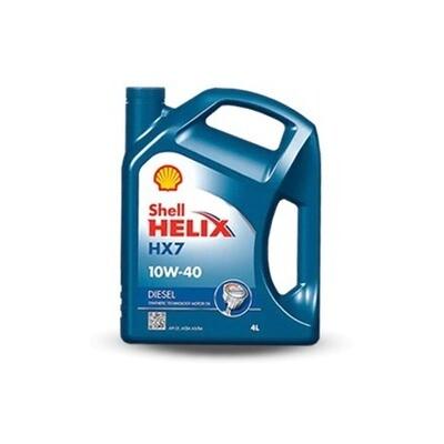 Shell Helix 10W40 4lts