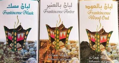Multi-Scented Frankincense (Luban)
