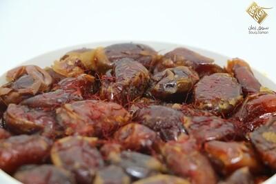 Saffron Mixed Omani Dates