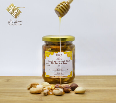 Flower Honey with Nuts