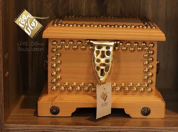 ( صندوق خشبي ( مندوس