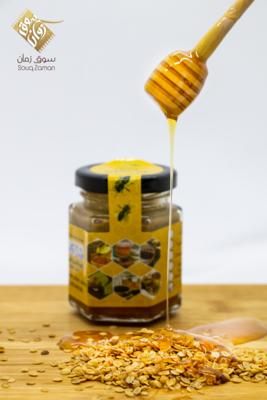 Pollen Flavored Honey