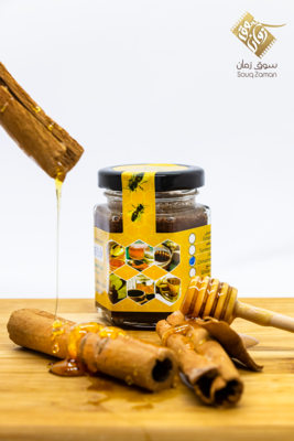 Cinnamon Flavored Honey