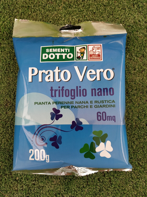 BUSTA PRATO TRIFOGLIO NANO