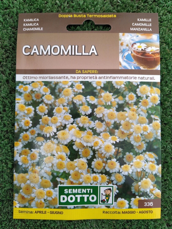 CAMOMILLA BUSTA SEMI