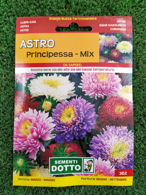 ASTRO PRINCIPESSA MIX BUSTA SEMI