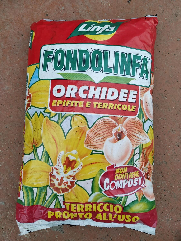 TERRICCIO PER ORCHIDEE10 LT