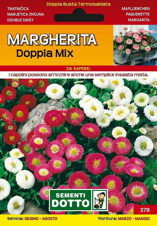 MARGHERITA DOPPIA MIX BUSTA SEMI