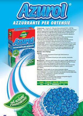 Azurol Azzurrante Arrosante per ortensie