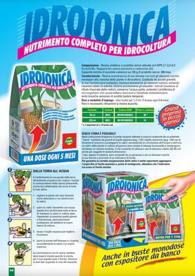 Concime Idroionica Idroponica acquacoltura